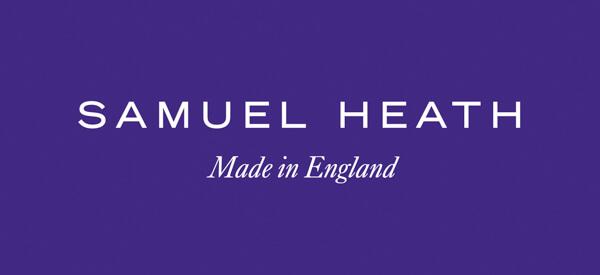 Samuel Heath logo 2018 colour