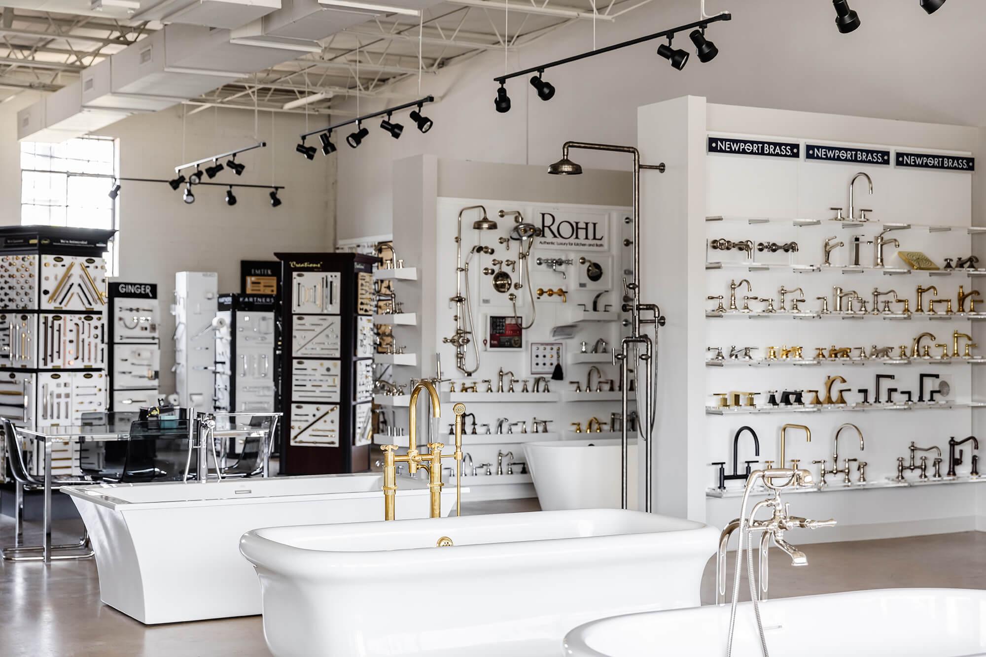 Charlotte Showroom